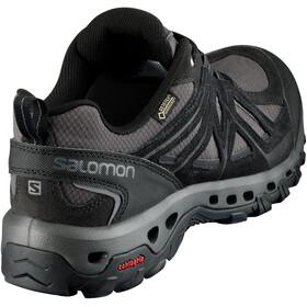 Salomon Evasion 2 GTX Surround Shoes Men magnet/black/quiet shade